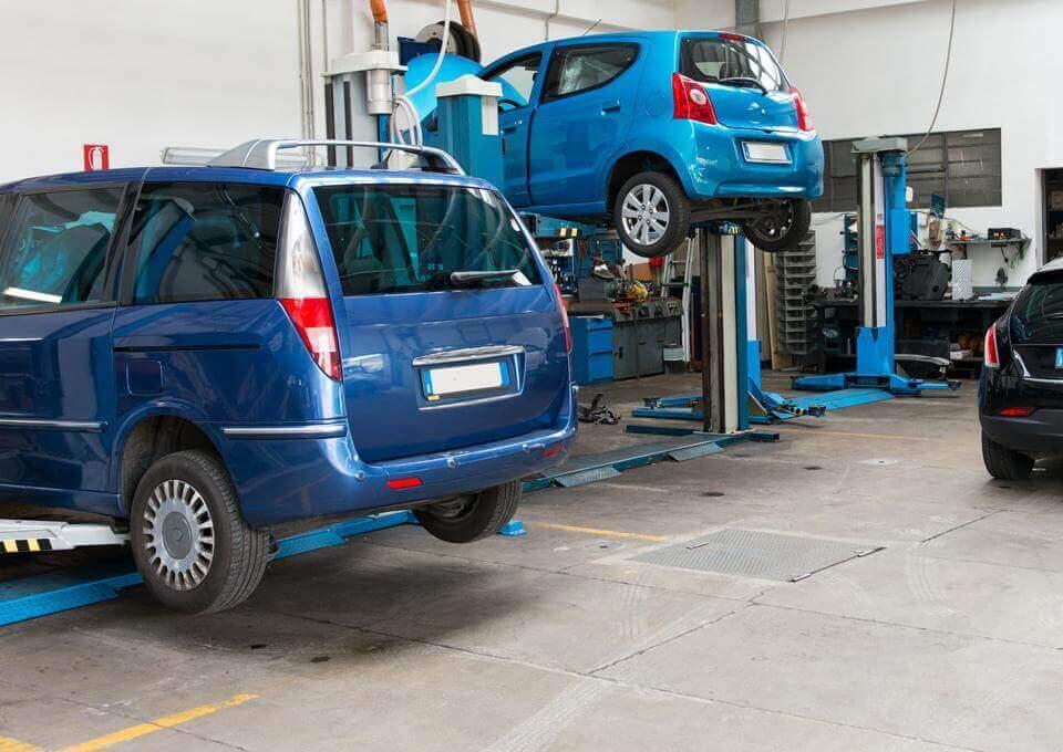 zdjęcie przedstawiające usługi napraw wykonywanych w firmie motopasja24