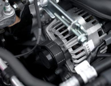 usługi wymiany i regeneracji alternatora przez firmę motopasja24