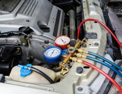 usługi naprawy i nabijania klimatyzacji przez firmę motopasja24