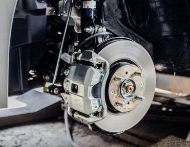 usługi naprawy i wymiany układu hamulcowego w firmie motopasja24