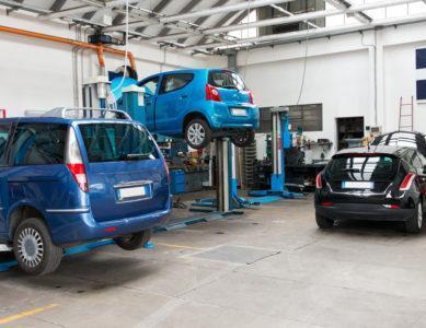 usługi i prace wykonywane w środku warsztatu firmy motopasja24